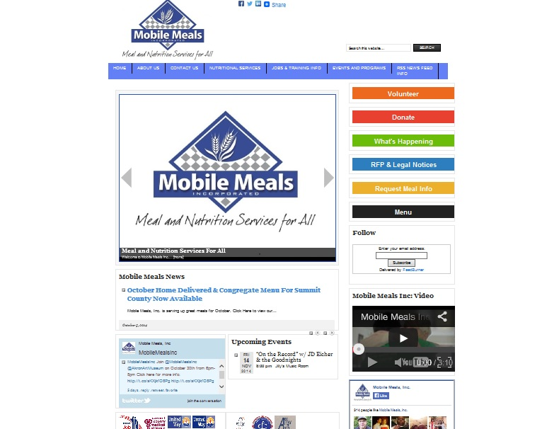 basic website